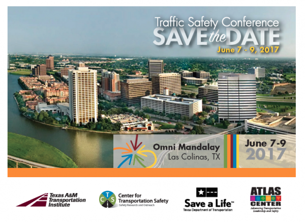 2017 Traffic Safety Conference Save the Date